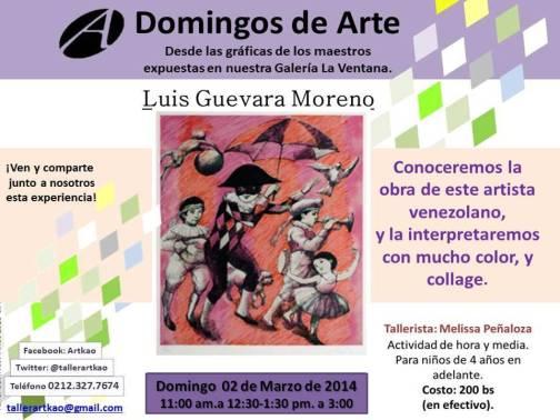 domingo 2 de marzo 2014 Guevara moreno