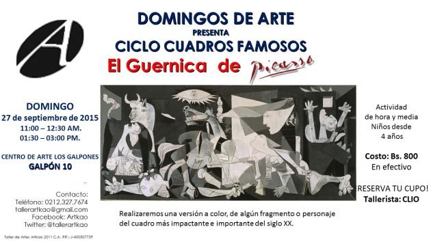 Picasso DOMINGO 27 9 15 (2)